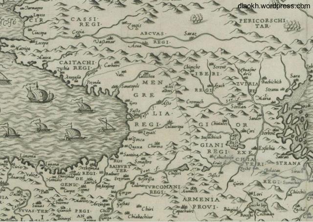 La descrittione della prima parte dell'Asia
